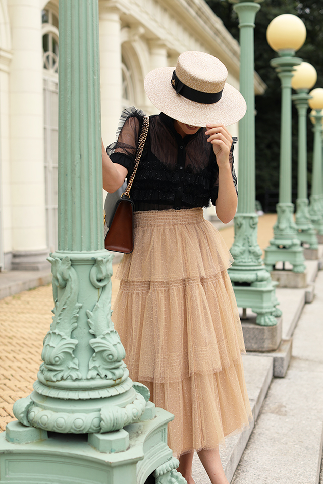Tulle Skirt Blair Eadie Atlantic Pacific