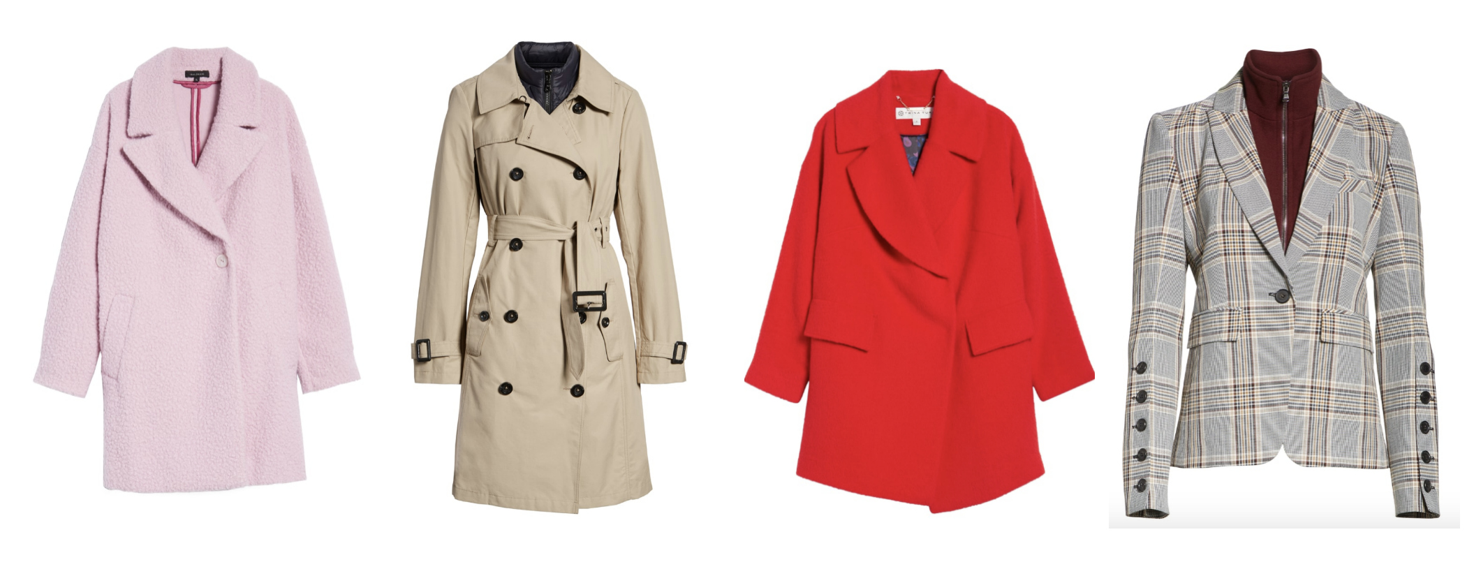 nordstrom anniversary sale picks coats 2018