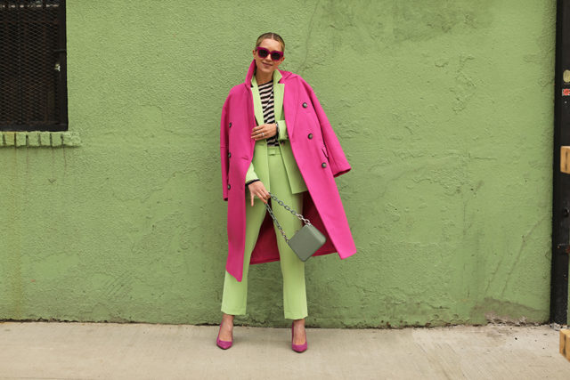 COLORFUL SUITING // | Atlantic-Pacific