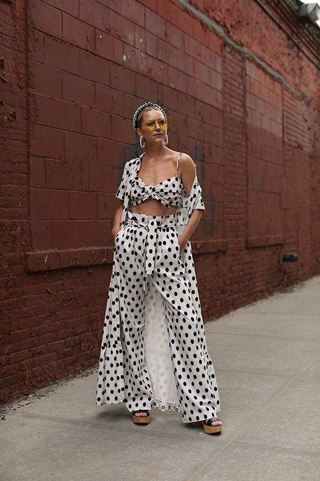 33bb521eaef Shop this spotty dotty Sézane look below AND all of my other favorite polka  dots from around the web. Right now I am crushing on this  100 polka dot ...