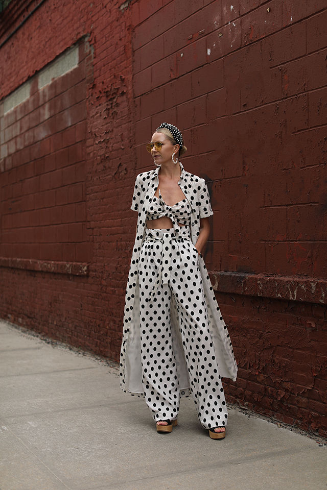 8d7591a4a84 Spotted and dotted! Shop this spotty dotty Sézane look below AND all of my  other favorite polka dots from around the web. Right now I am crushing on  this ...