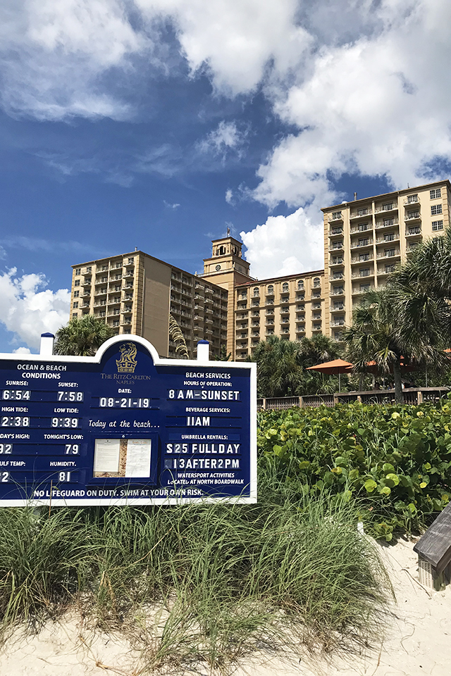 Ritz-Carlton Naples