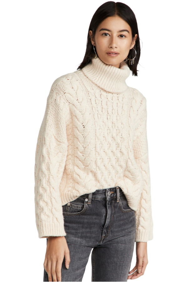 ivory sweaters